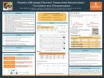 Pediatric Milk based Efavirenz Freeze-dried Nanoemulsion; Formulation and Characterization